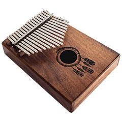 Terré Koa 17 Key Kalimba « Kalimba