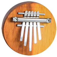 Terré 5-Keys F-Minor Tuned Kalimba « Kalimba