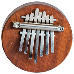 Terré 7-Keys D-Major Tuned Magneta Kalimba « Kalimba
