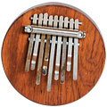 Calimba Terré 9-Keys Tuned Kalimba