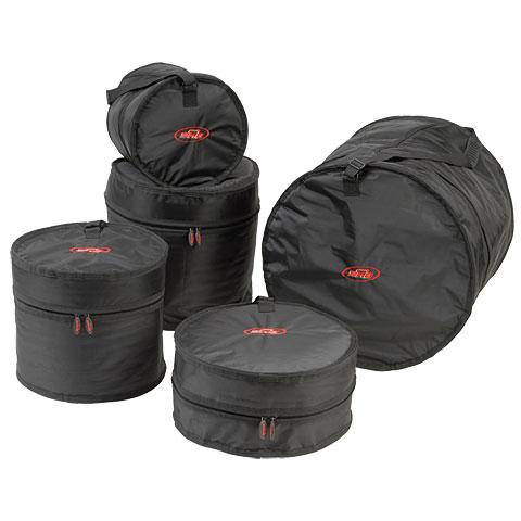 Drumbag SKB 22/10/12/14/14 Soft Gig Bag Set 3