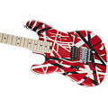 E-Gitarre Lefthand EVH Striped Series RBW LH