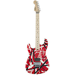 EVH Striped Series RBW LH  «  Guitare gaucher