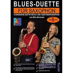 Tunesday Blues-Duette für Saxophon « Notenbuch