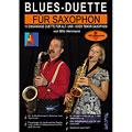 Libro de partituras Tunesday Blues-Duette für Saxophon