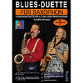 Tunesday Blues-Duette für Saxophon « Recueil de Partitions