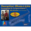 Notenbuch Tunesday Pocketguide - Saxophon Blues-Licks