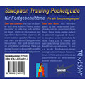 Notenbuch Tunesday Pocketguide - Saxophon Training