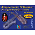 Notenbuch Tunesday Pocketguide - Arpeggio-Training für Saxophon