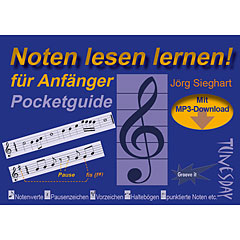 Tunesday Pocketguide - Noten lesen lesen lernen! « Notenbuch