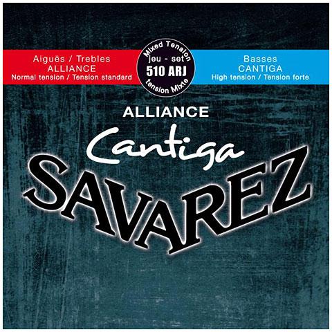 Cuerdas guit. clásica Savarez 510 ARJ Cantiga