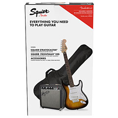 Squier Stratocaster® Pack BSB
