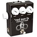 Effektgerät E-Gitarre Red Sun FX Mammut Muff
