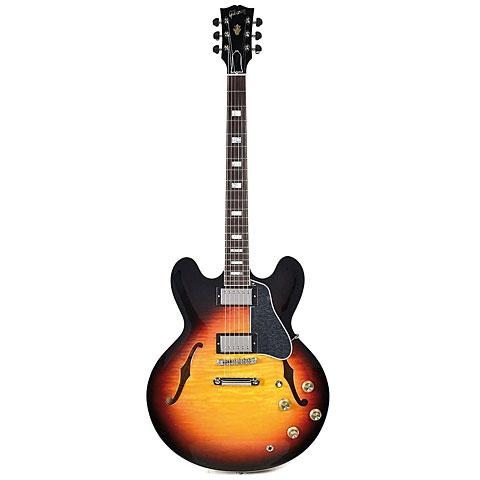 Gibson 2018 ES-335 Traditional, Antique Sunburst, Figured