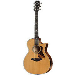 Taylor 614ce V-Class Bracing « Acoustic Guitar