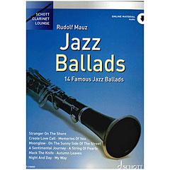 Schott Clarinet Lounge - Jazz Ballads