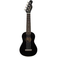 Fender Venice Soprano Black « Ukulele