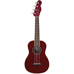 Fender Zuma Candy Apple Red « Ukulele