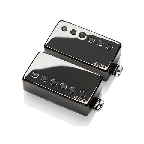 EMG James Hetfield Set - Black Chrome