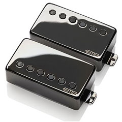 EMG James Hetfield Set - Black Chrome « Micro guitare électrique