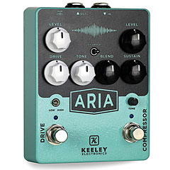 Keeley ARIA « Guitar Effect