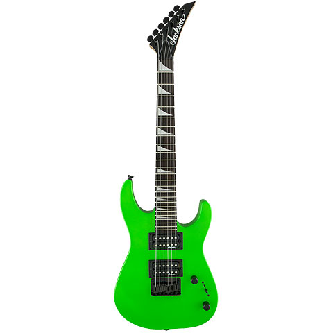 Jackson Dinky Minion JS1X Neon Green « Guitare électrique