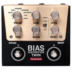 Positive Grid BIAS Distortion Twin « Effektgerät E-Gitarre
