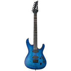 Ibanez S621QM-SBF « Electric Guitar