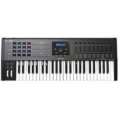 Arturia KeyLab MkII 49 Black « MIDI Keyboard