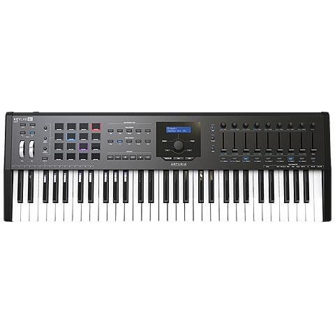 Clavier maître Arturia KeyLab MkII 61 Black