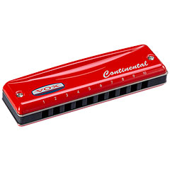 VOX Continental Red A « Harmonica Richter