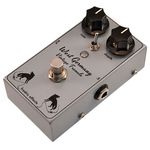 Pedal guitarra eléctrica Fredric Effects West Germany Tremolo