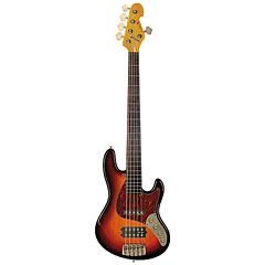 Sandberg California TM5 RW 3TSB SA  «  Electric Bass Guitar