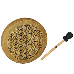 Meinl Sonic Energy Flower of Life Hoop Drum « Tambour à main