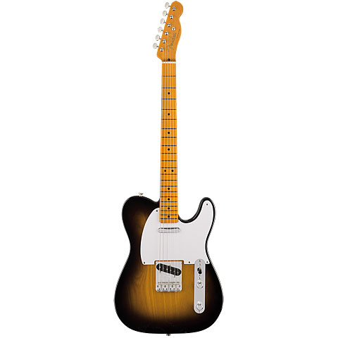 Fender Classic Series 50s Telecaster  2TS Laquer « Electric Guitar