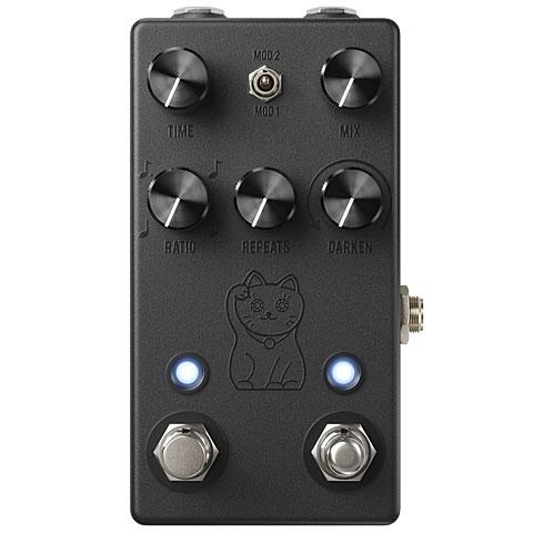 Effektgerät E-Gitarre JHS Pedals Lucky Cat Black