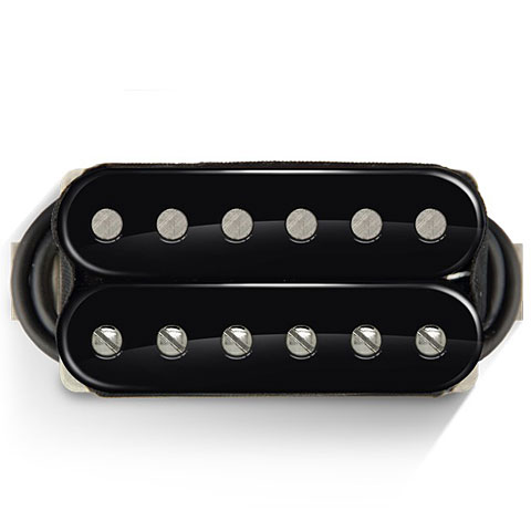 Electric Guitar Pickup Bare Knuckle Boot Camp Old Guard Neck, 50 mm Black