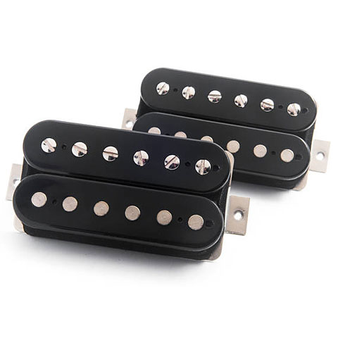 Micro guitare électrique Bare Knuckle Boot Camp Old Guard Set 53mm Black