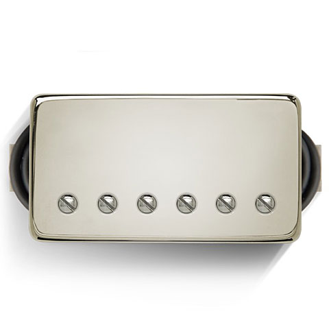 Bare Knuckle Boot Camp Old Guard Bridge,53 mm Nickel Cover