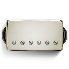 Bare Knuckle Boot Camp Old Guard Bridge,53 mm Nickel Cover « Micro guitare électrique