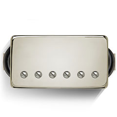 Bare Knuckle Boot Camp True Grit Bridge 50 mm Nickel Cover « Pickup E-Gitarre
