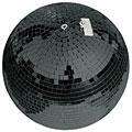 Boule disco Eurolite Mirrorball 30 cm Schwarz