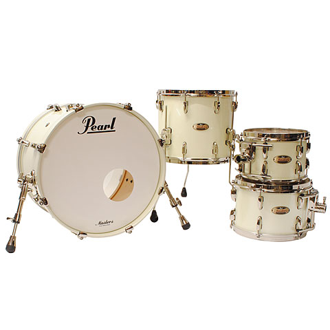 "Pearl Masters Maple Reserve 20"" Ivory Pearl Musik Produktiv LTD"
