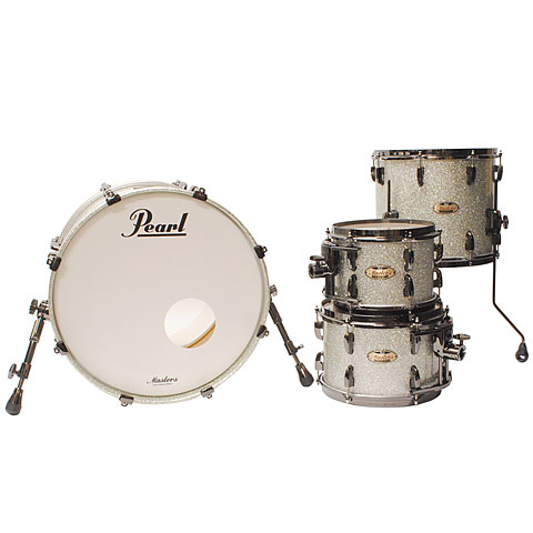 "Pearl Masters Maple Reserve 20"" Silver Sparkle Musik Produktiv LTD"
