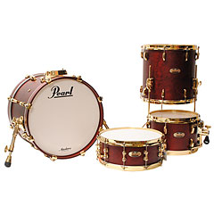 "Pearl Masters Maple Reserve 18"" Satin Auburn Musik Produktiv LTD « Batterie acoustique"