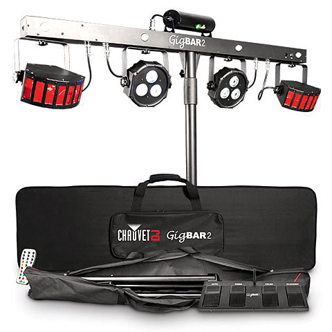 Light-Set Chauvet DJ GigBAR 2