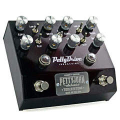 Pettyjohn Electronics PettyDrive V2 « Pedal guitarra eléctrica