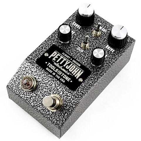 Pedal guitarra eléctrica Pettyjohn Electronics Iron OverDrive