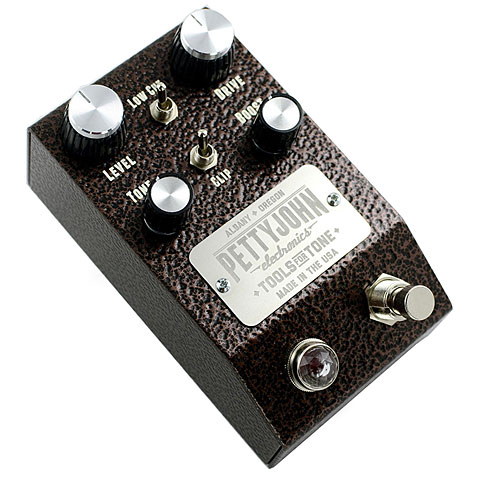 Guitar Effect Pettyjohn Electronics Chime OverDrive