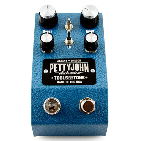 Effectpedaal Gitaar Pettyjohn Electronics Lift Buffer/Boost